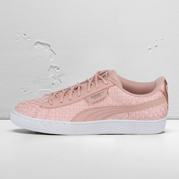Basket Satin EP Sneakers