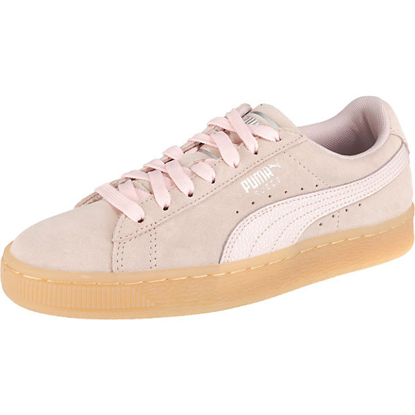 Suede Classic Bubble Sneakers