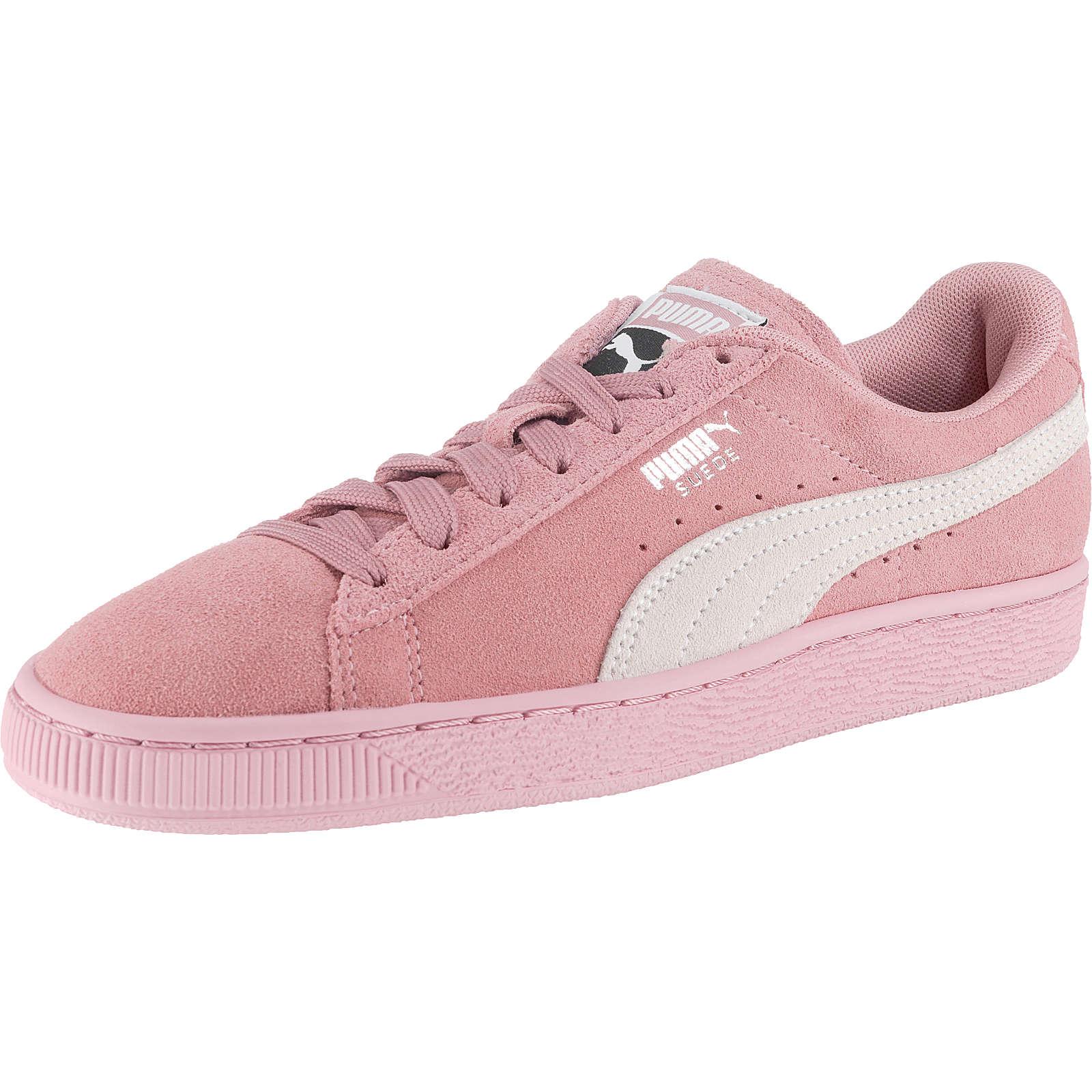 PUMA Suede Classic Sneakers rosa Damen Gr. 37