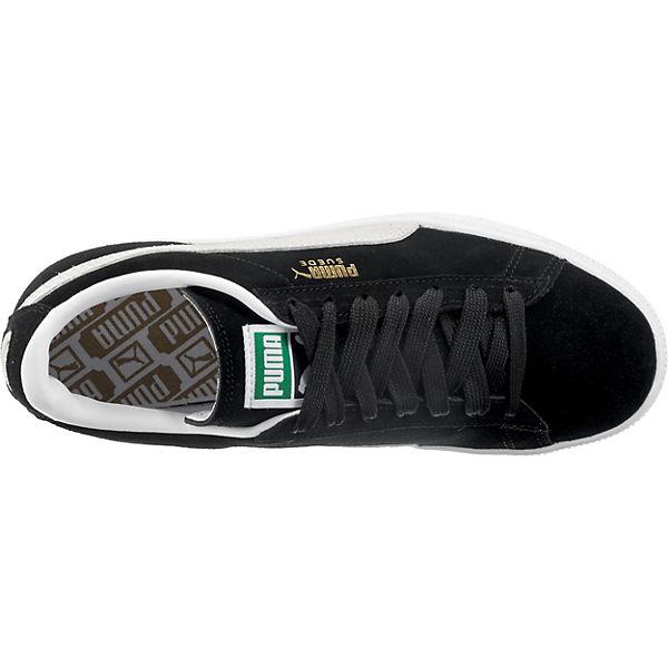 Classic Schwarz Schwarz Suede Puma Puma Suede Schwarz Sneakers Suede Suede Classic Classic Puma Puma Sneakers Sneakers HnTO1A