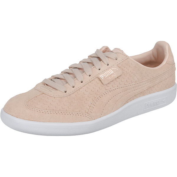 Madrid Perf Suede Sneakers