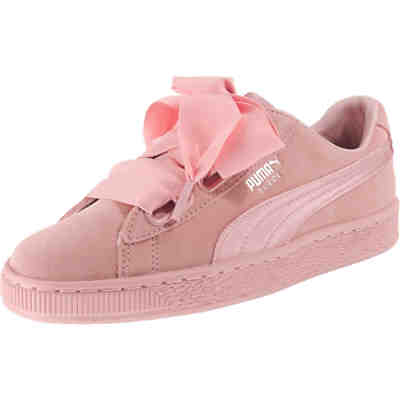 Suede Heart EP Sneakers