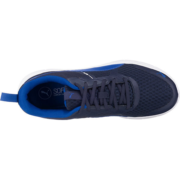 kombi Sneakers Essential PUMA Flex blau Low wF6vTxq