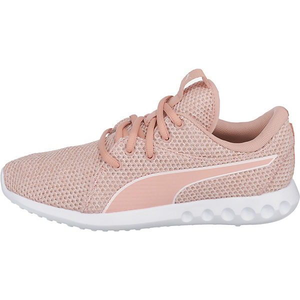 PUMA Low Knit 2 rosa Nature Carson Wn's Sneakers BxqBnragw