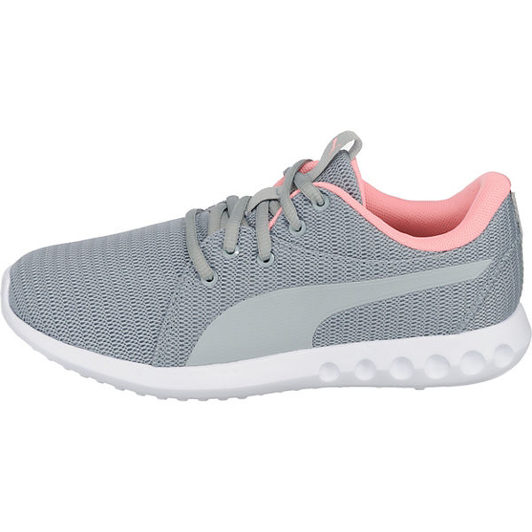 Low 2 grau Wn's PUMA kombi Sneakers Carson U4wq4aR