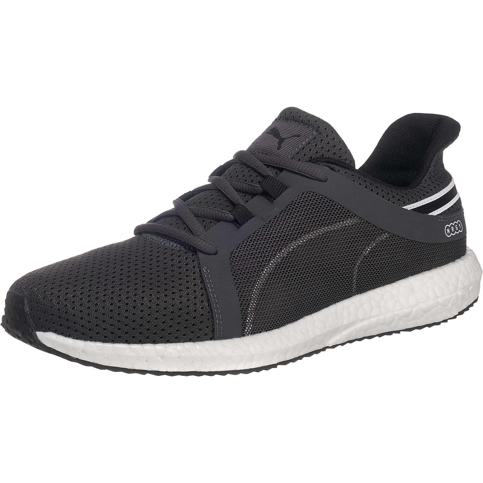 PUMA Mega Nrgy Turbo 2 Sneakers Low schwarz Herren Gr. 42