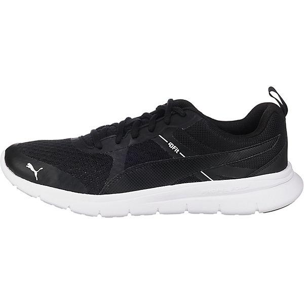 PUMA, schwarz Flex Essential Sneakers Low, schwarz PUMA,   14253e