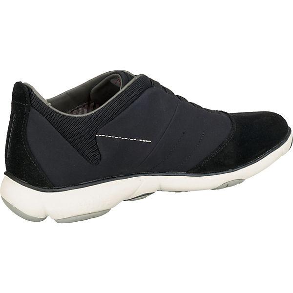 GEOX Nebula schwarz GEOX Nebula Low Sneakers gHdqHSC