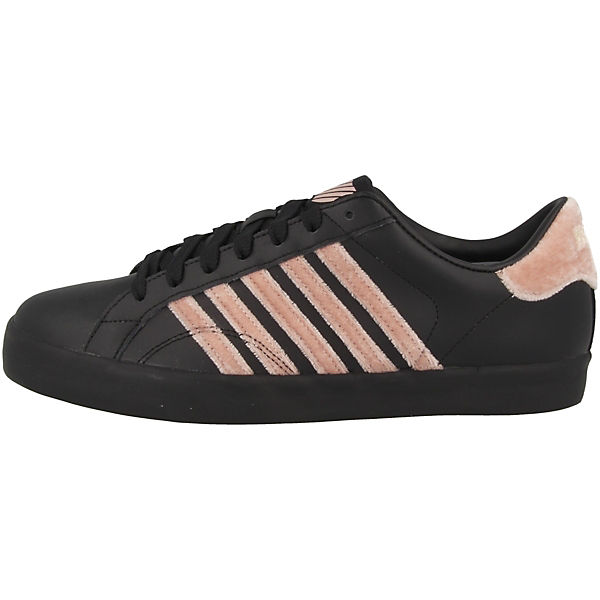 Belmont K Low schwarz SO SWISS Sneakers zxYxvB