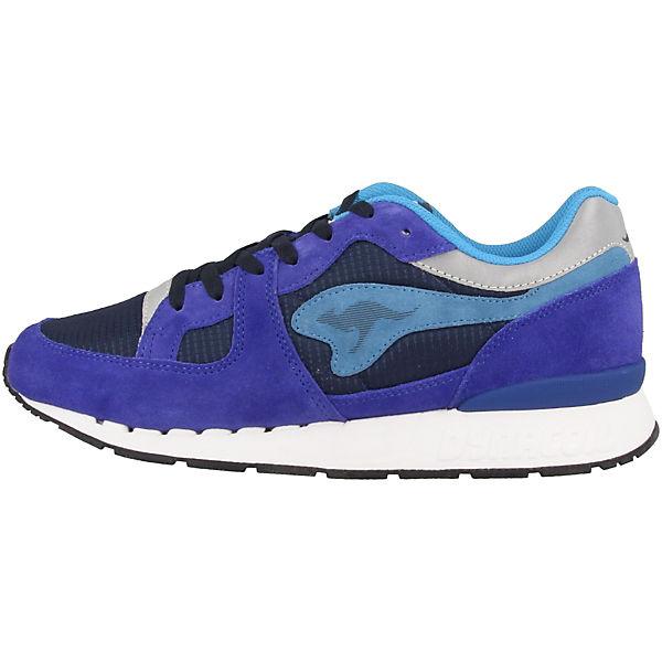 Sneakers blau Low KangaROOS Coil R1 FYWSwqcZ1d