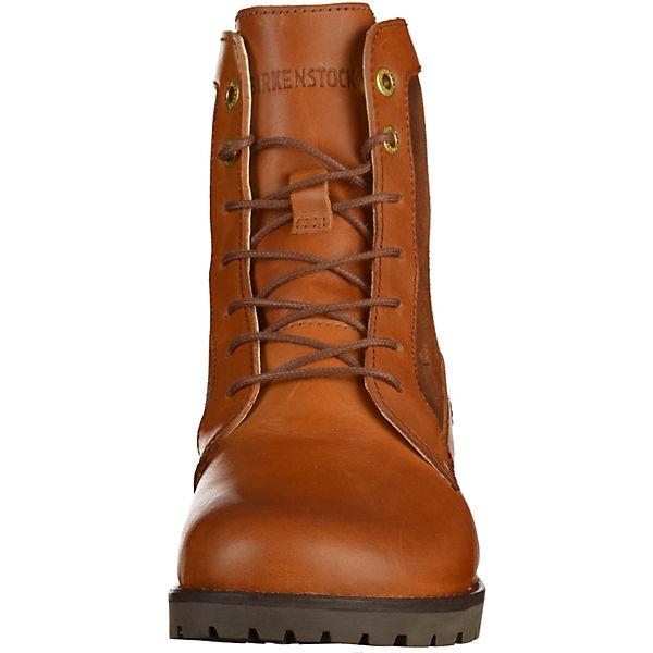 BIRKENSTOCK, Winterstiefeletten Gilford High, hellbraun Schuhe  Gute Qualität beliebte Schuhe hellbraun e2e6e4