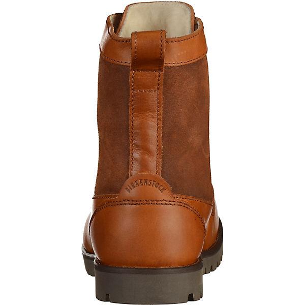 BIRKENSTOCK, Winterstiefeletten Gilford High, hellbraun Schuhe  Gute Qualität beliebte Schuhe hellbraun db25dd