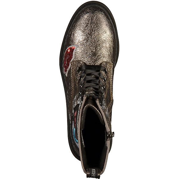 Tamaris, Qualität Schnürstiefeletten, mehrfarbig  Gute Qualität Tamaris, beliebte Schuhe e42e17