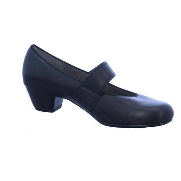 JENNY, Spangenpumps, schwarz  Gute Schuhe Qualität beliebte Schuhe Gute 19fe68