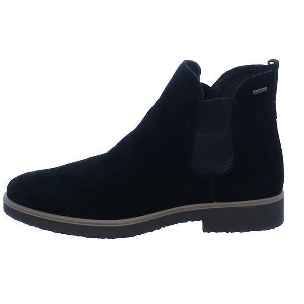 superfit Chelsea Boots schwarz
