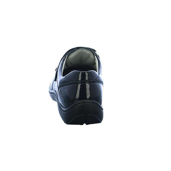 WALDLÄUFER,  Klassische Slipper, schwarz  WALDLÄUFER, Gute Qualität beliebte Schuhe c123a8