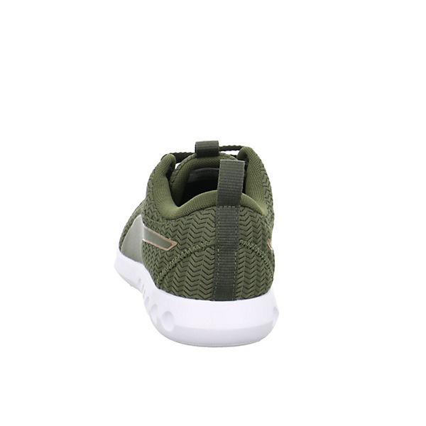 PUMA, Sneakers Low, grün beliebte  Gute Qualität beliebte grün Schuhe 20108c