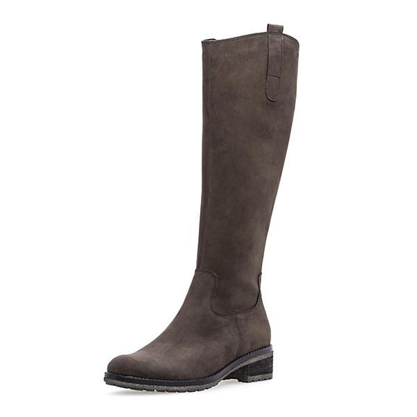 Gabor Klassische Stiefel grau