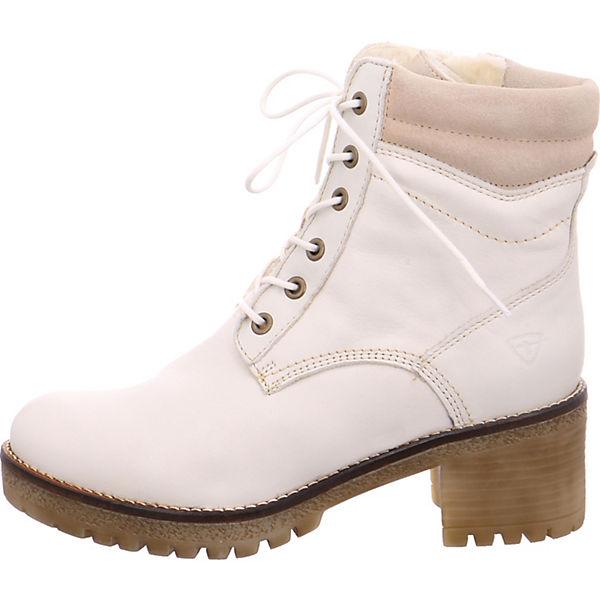 Tamaris, Schnürstiefeletten, rosa  Gute Qualität beliebte Schuhe