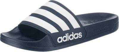 adidas Performance, Adilette Shower Badelatschen, blau
