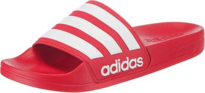 adidas Performance, Adilette Shower Badelatschen, rot