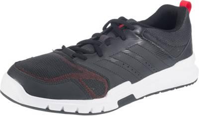 adidas Performance, Essential Star 3 Sportschuhe, schwarz