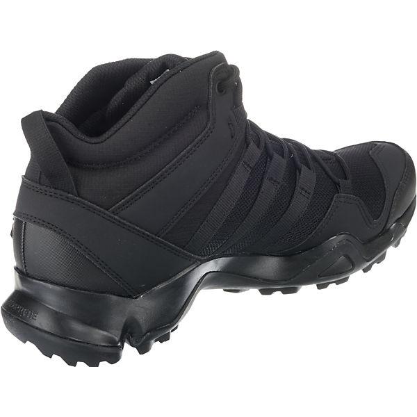 AX2R adidas GTX Trekkingstiefel TERREX Performance schwarz MID vwwqOAExS