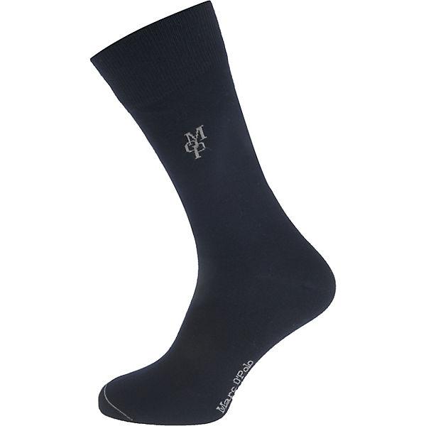 Marc 2 blau Paar Swen Socken O'Polo cPWacABZpf