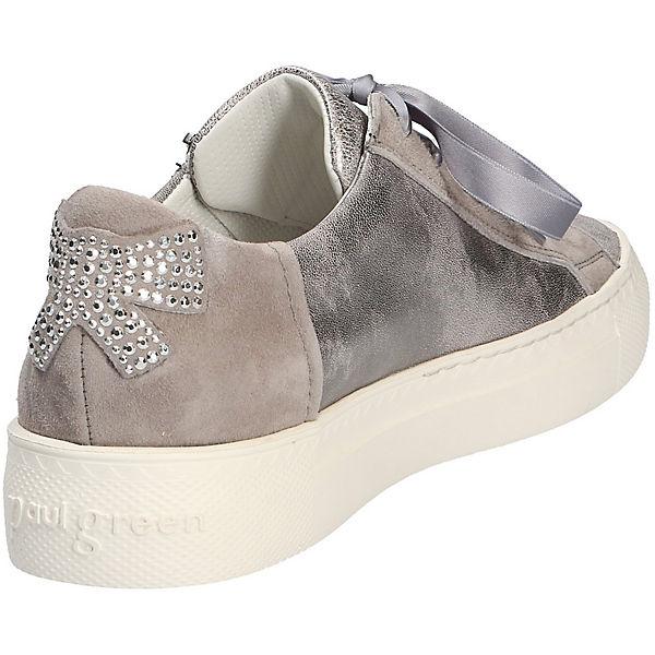 Paul Green Sneakers Low silber