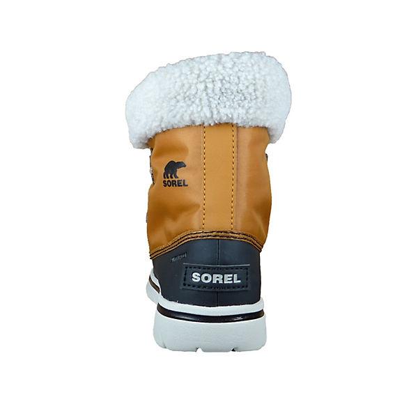 SOREL, Winterstiefel Boot NL2297-273 COZY  CARNIVAL, braun   COZY 80d864