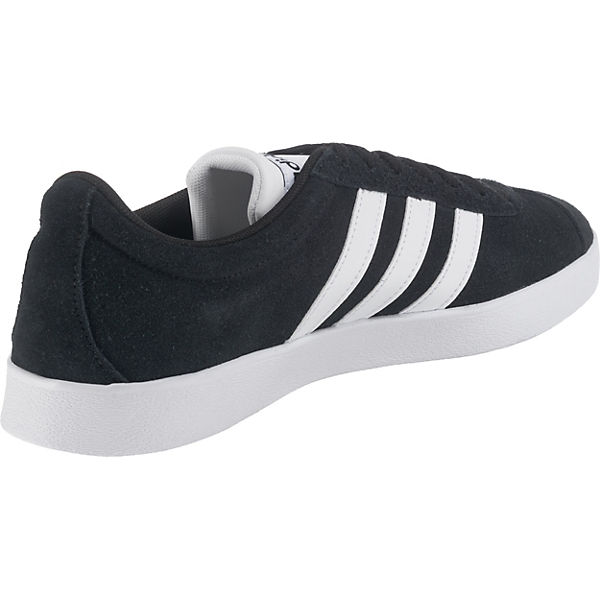 Court Vl Sport schwarz Sneakers 2 Inspired adidas 0 Low RqtvxxEw