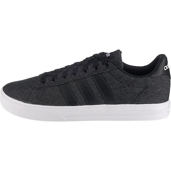 0 Daily Sneakers Sport Inspired Adidas Schwarz 2 HCInq