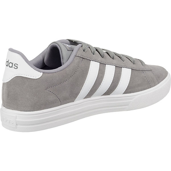 adidas Daily Inspired Sport Low grau Sneakers 0 2 qrErZ