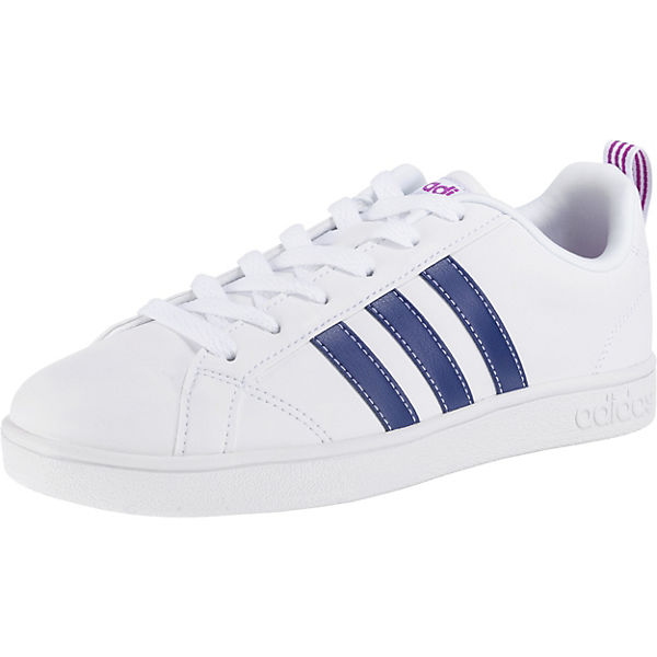 adidas Vs Low Sneakers Sport Inspired Advantage weiß C4rqfCwx