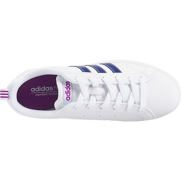 Low Sport adidas weiß Inspired Sneakers Vs Advantage XO8wq0H8