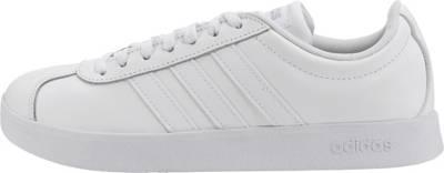 ADIDAS CAFLAIRE HERREN Sneaker Halbschuhe Schnürschuhe Lifestlye Schuhe weiß