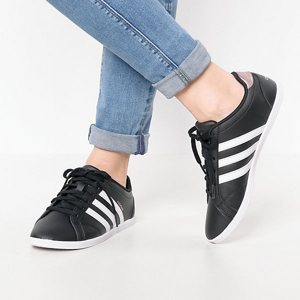 adidas Coneo Sneakers Inspired Sport schwarz Qt rrxnOAqf