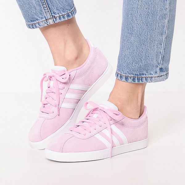 adidas Sport Inspired, Courtset Sneakers Low, Low, Low, pink   2e64c1