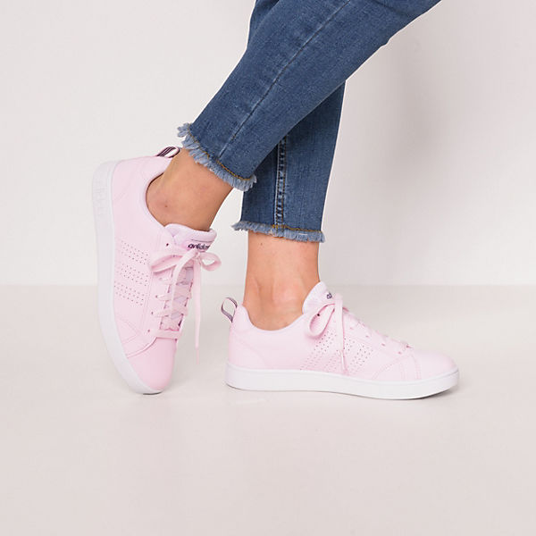 Sport adidas W Advantage Cl rosa Sneakers Vs Inspired d7rpq7