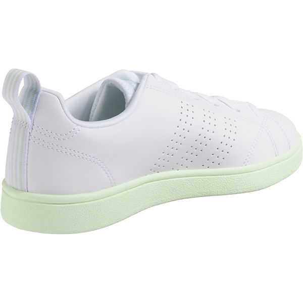 1 Cl Vs Modell Advantage Sport Inspired weiß Sneakers adidas gqw8aI