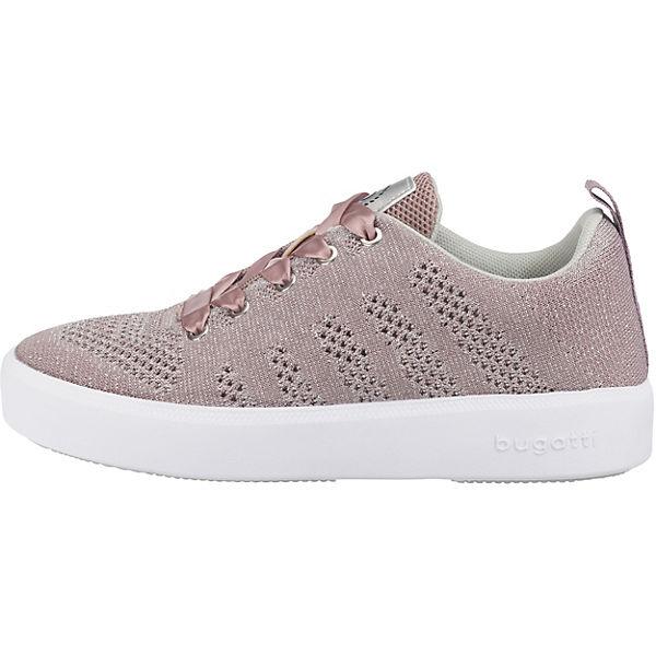 bugatti bugatti rosa Sneakers Sneakers Low 5a4qU