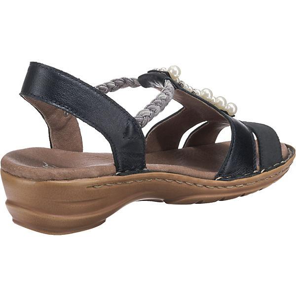 ara, Hawaii Komfort-Sandalen, blau Schuhe  Gute Qualität beliebte Schuhe blau a639c2