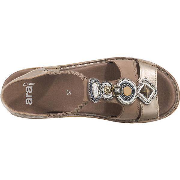 beige ara ara Sandalen Komfort Hawaii Hawaii nSaXP