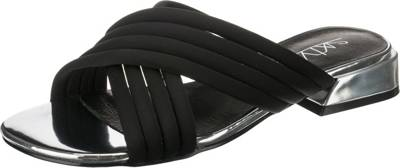 Sixtyseven ZINGA Pantoletten, schwarz, schwarz