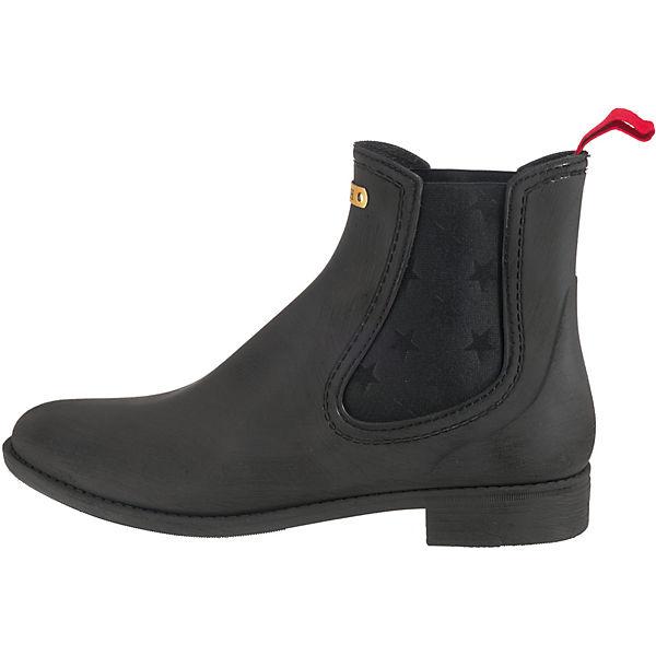 GOSCH Sylt, Chelsea schwarz Boots, schwarz Chelsea   23f3c6
