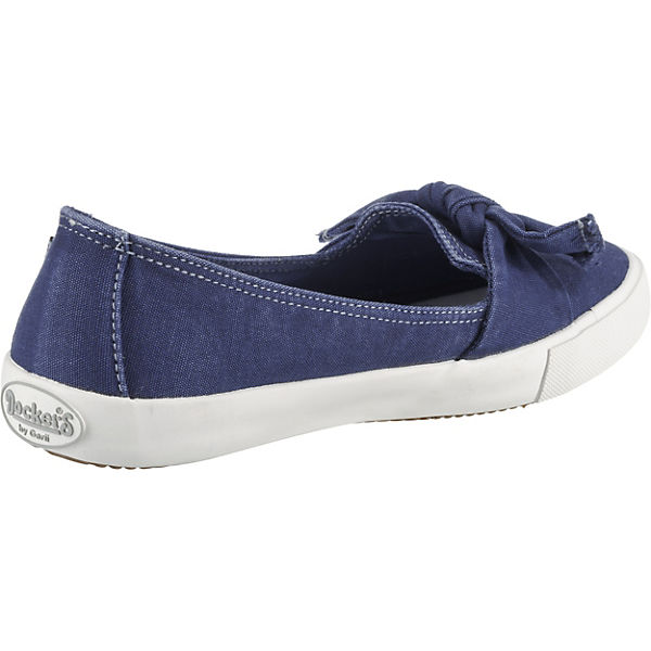 Klassische by Ballerinas Gerli denim Dockers x8YwZEwq