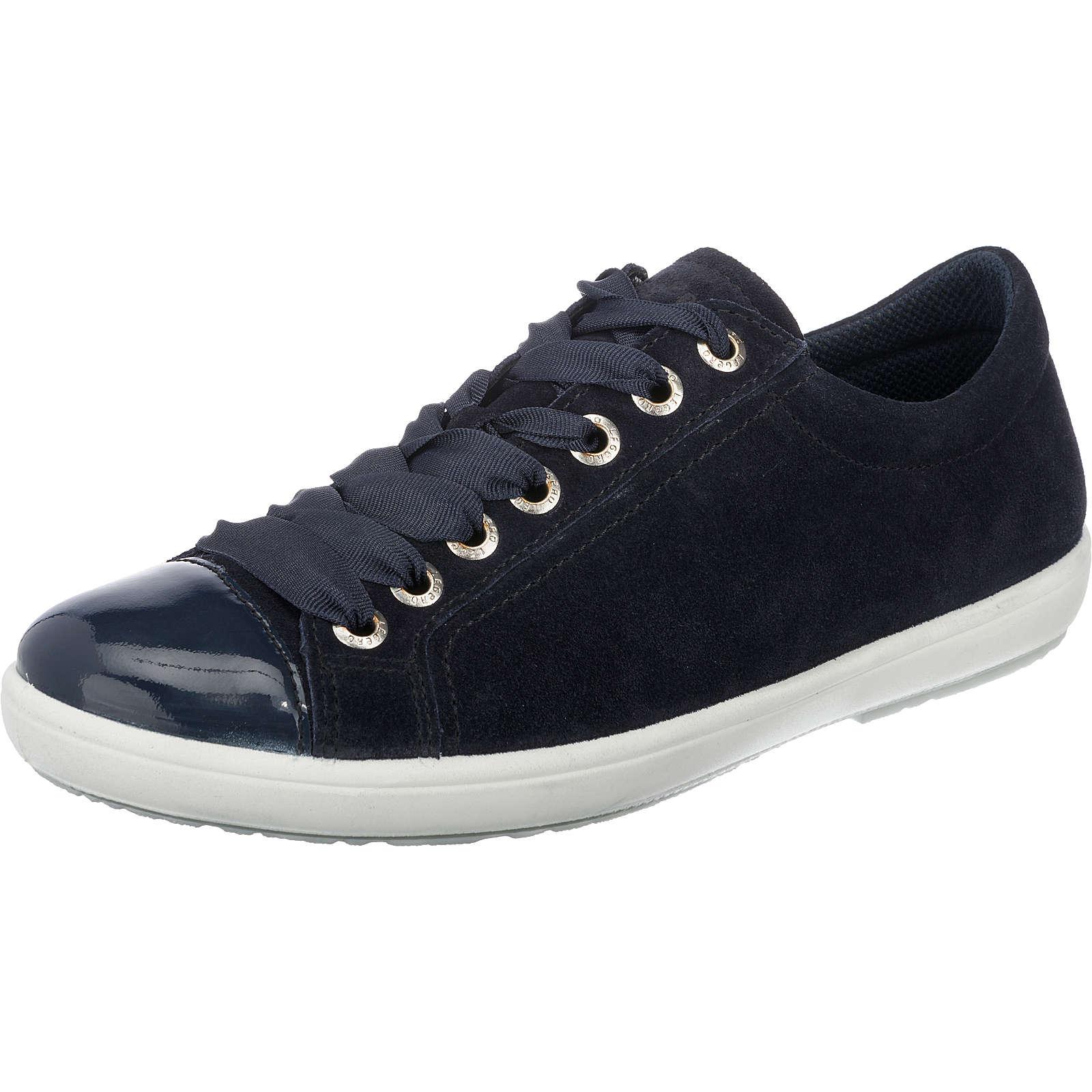 Legero TRAPANI Sneakers Low blau Damen Gr. 36