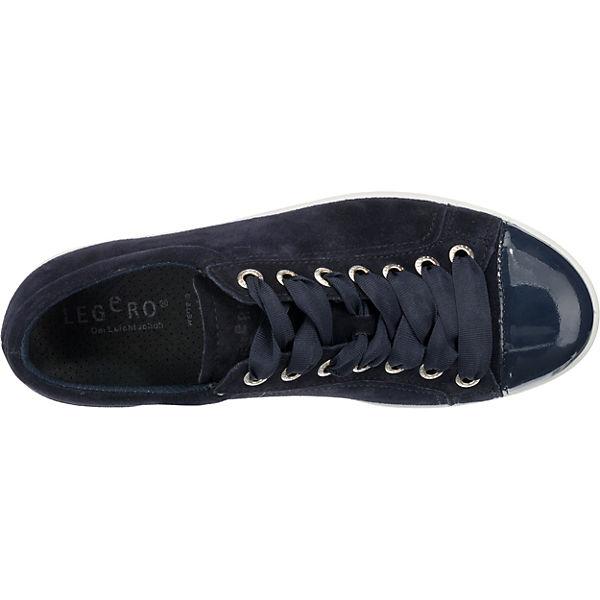 Legero, TRAPANI Sneakers Qualität Low, blau  Gute Qualität Sneakers beliebte Schuhe 01832d