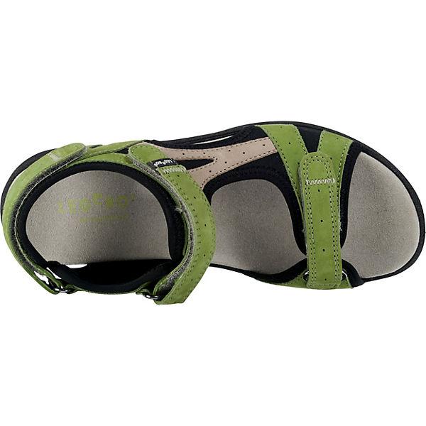 Legero, SIRIS Outdoorsandalen, grün-kombi Schuhe  Gute Qualität beliebte Schuhe grün-kombi ede39f