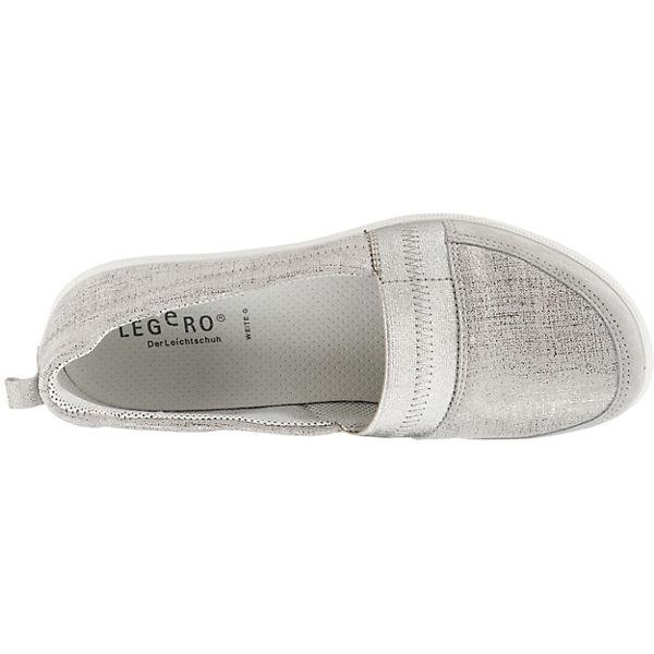 SALINA kombi On Sneaker Legero silber Slip Rnq0dXwX